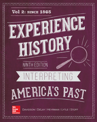 Experience History Vol 2: Since 1865