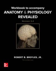 Workbook to accompany Anatomy & Physiology Revealed Version 3.2