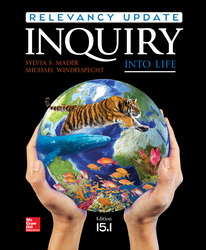 Loose Leaf for Inquiry into Life: Relevancy Update
