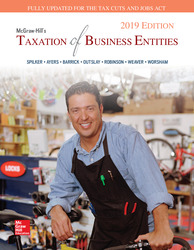 McGraw-Hill's Taxation of Business Entities 2019 Edition