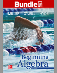 Package: Integrated Video and Study Workbook for Beginning Algebra with Connect Math Hosted by ALEKS Access Card