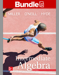 Package: Integrated Video and Study Workbook for Intermediate Algebra with Connect Math Hosted by ALEKS Access Card