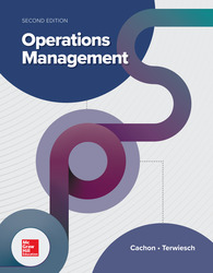Operations Management, 2e 2nd Edition