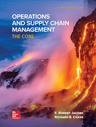 Operations and Supply Chain Management: The Core 5th Edition
