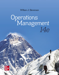 Operations Management 14th Edition