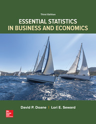 Essential Statistics in Business and Economics 3rd Edition