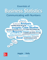 Essentials of Business Statistics 2nd Edition
