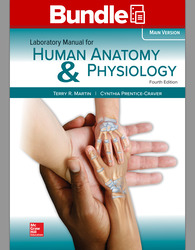 GEN COMBO LL LAB MANUAL HUMAN ANATOMY & PHYSIOLOGY; CONNECT APR PHILS AC