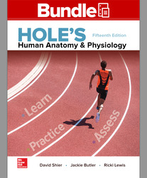 GEN COMBO LOOSELEAF HOLES HUMAN ANATOMY & PHYSIOLOGY; CONNECT APR PHILS AC