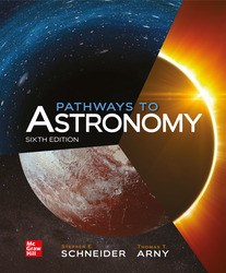 Pathways to Astronomy 6th Edition