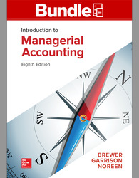 GEN COMBO LOOSELEAF INTRODUCTION TO MANAGERIAL ACCOUNTING; CONNECT AC
