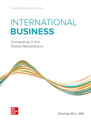 International Business: Competing in the Global Marketplace 13th Edition