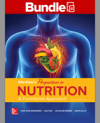 GEN COMBO LL WARDLAWS PERSPECTIVES IN NUTRITION:FUNC; CONNECT /NUTRICALC PLUS AC
