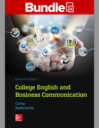 GEN COMBO LOOSELEAF COLLEGE ENGLISH & BUSINESS COMMUNICATION; CONNECT AC