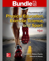 GEN COMBO LOOSELEAF FOUNDATIONS PHYSICAL EDUCATION EXERCISE & SPORT; CONNECT AC