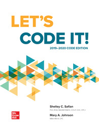 Let's Code It! 2019-2020 Code Edition 2nd Edition