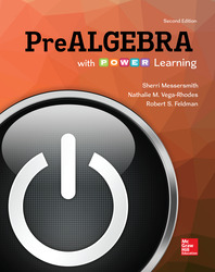 Integrated Video and Study Guide POWER Prealgebra 2e