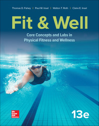 Fit & Well: Core Concepts 13th Edition