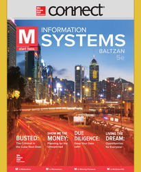 Connect Online Access for M: Information Systems