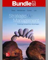 GEN COMBO LL STRATEGIC MANAGEMENT:CREATING COMPETITIVE ADVANTAGE; CONNECT AC