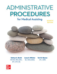 Medical Assisting: Administrative Procedures 7th Edition
