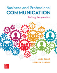 Business and Professional Communication 1st Edition