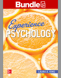 GEN COMBO LOOSELEAF EXPERIENCE PSYCHOLOGY; CONNECT AC