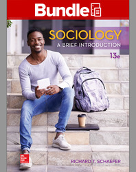 GEN COMBO LOOSELEAF SOCIOLOGY: BRIEF INTRODUCTION; CONNECT AC