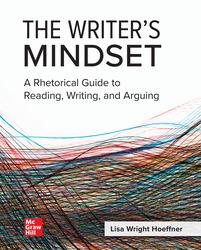 The Writer's Mindset, 1st Edition