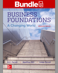 GEN COMBO LOOSELEAF BUSINESS FOUNDATIONS; MIKE'S BIKES ACCESS CARD