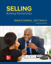 Selling Building Partnerships 11th Edition