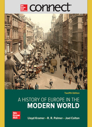 Connect Online Access for A History of Europe in the Modern World
