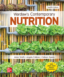 Wardlaw's Contemporary Nutrition 12th Edition