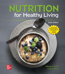 Nutrition For Healthy Living 6th Edition