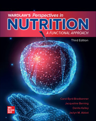 Wardlaw's Perspectives in Nutrition: A Functional Approach 3rd Edition
