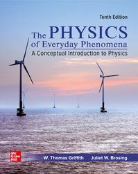 Physics of Everyday Phenomena 10th Edition