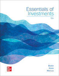 Essentials of Investments 12th Edition