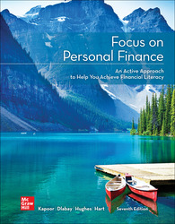 Focus on Personal Finance 7th Edition