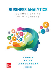 Business Analytics Communications with Numbers 1st Edition