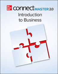 Connect Master: Introduction to Business 1st Edition