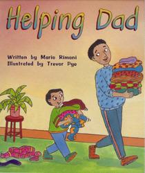 Storyteller, (Level A) Helping Dad 6-pack