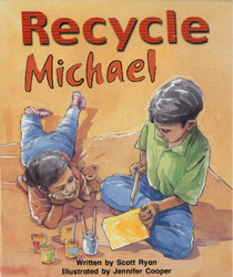 Storyteller, (Level F) Recycle Michael 6-pack