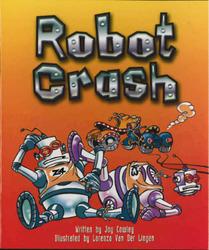 Storyteller, (Level H) Robot Crash 6-pack
