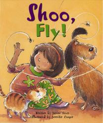 Storyteller, (Level J) Shoo Fly! 6-pack