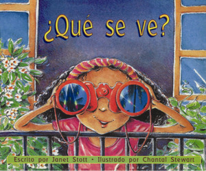 Storyteller, Spanish, (Level B) What Can I See?, Qué se ve? 6-pack