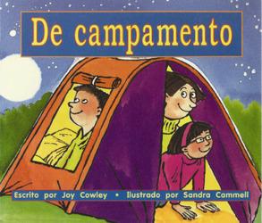 Storyteller, Spanish, (Level G) Camping, De campamento 6-pack