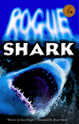 Fast Track Reading, Fluency Chapter Book: Rogue Shark, 6-pack