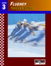 Fast Track Reading, Fluency Teacher Guides: Level 3