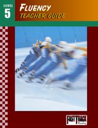 Fast Track Reading, Fluency Teacher Guides: Level 5