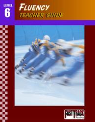 Fast Track Reading, Fluency Teacher Guides: Level 6